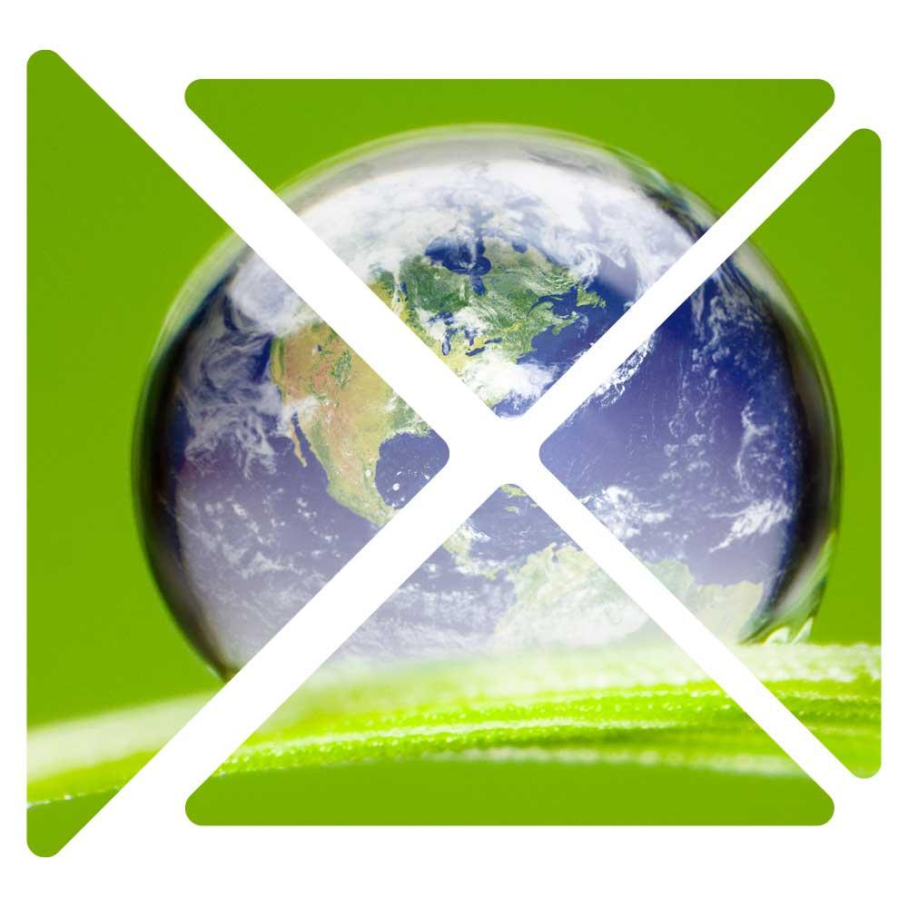 Sustainable plastic profile extrusion